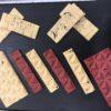 Tabletas de chocolate mini