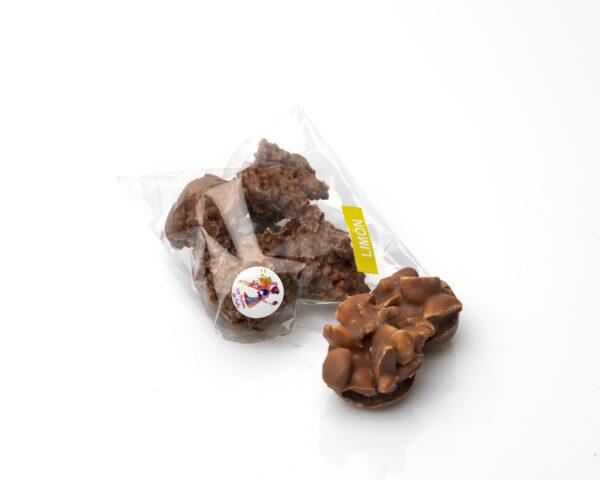 Rocas de chocolate Coruña