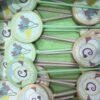 Piruletas chocolate Minnie coruña
