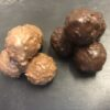 Trufas de chocolate varidadas