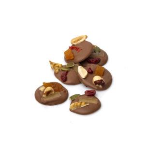 Músicos de chocolate coruña