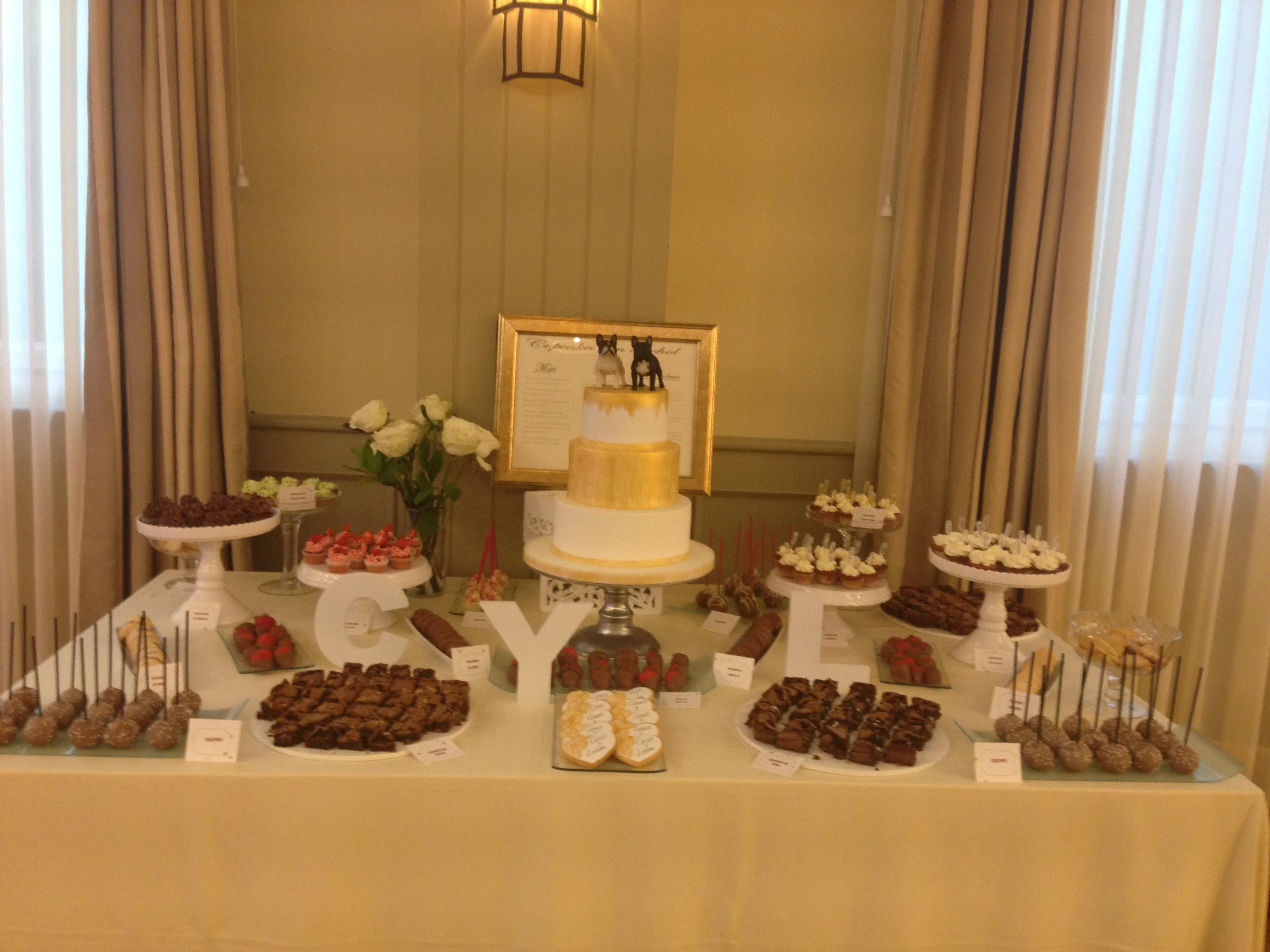 mesa dulce coruña boda comunión bautizo eventos