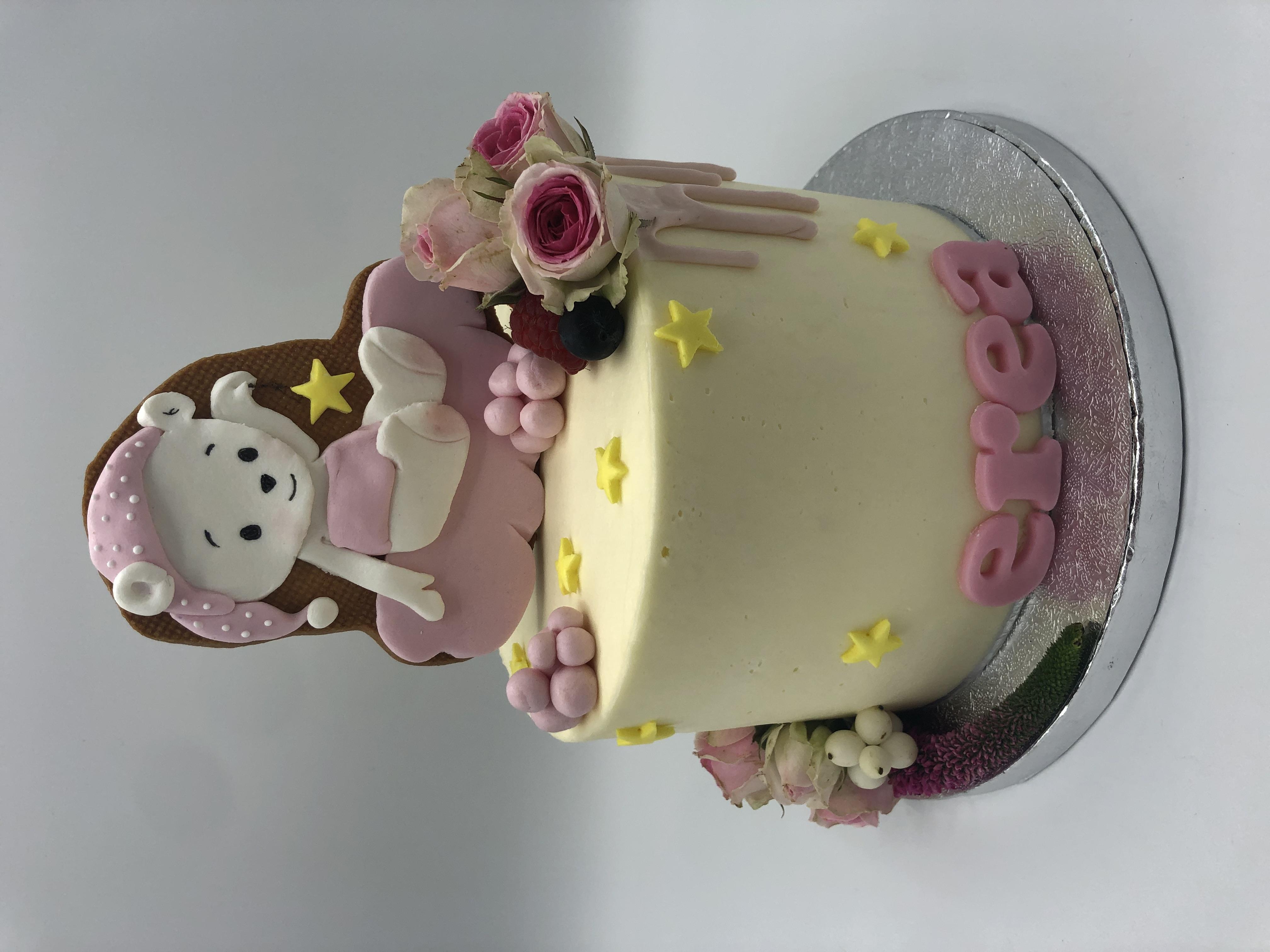 tarta cumpleaños bautizo personalizada coruña