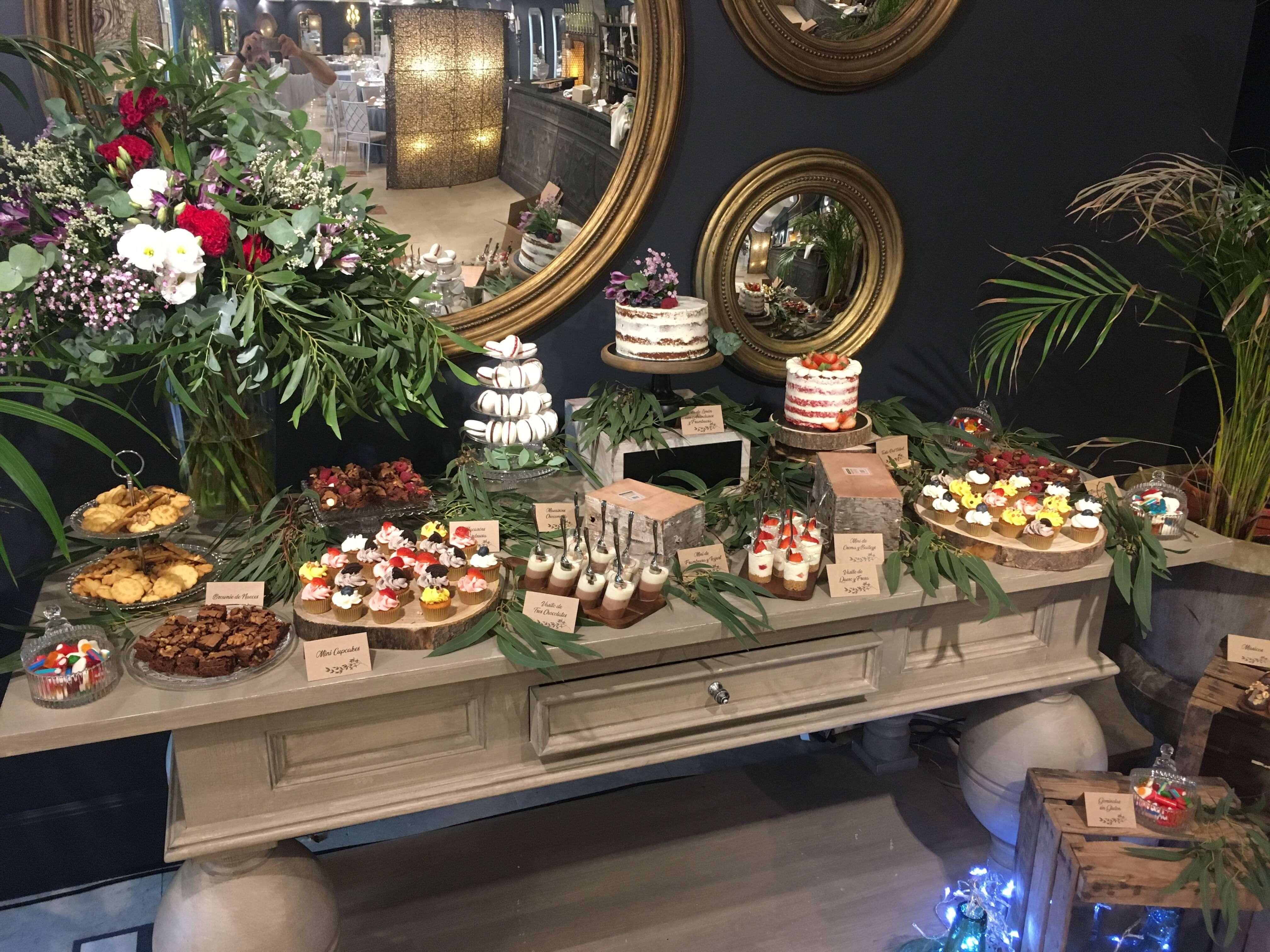 mesa dulce coruña boda comunión bautizo eventos cumpleaños