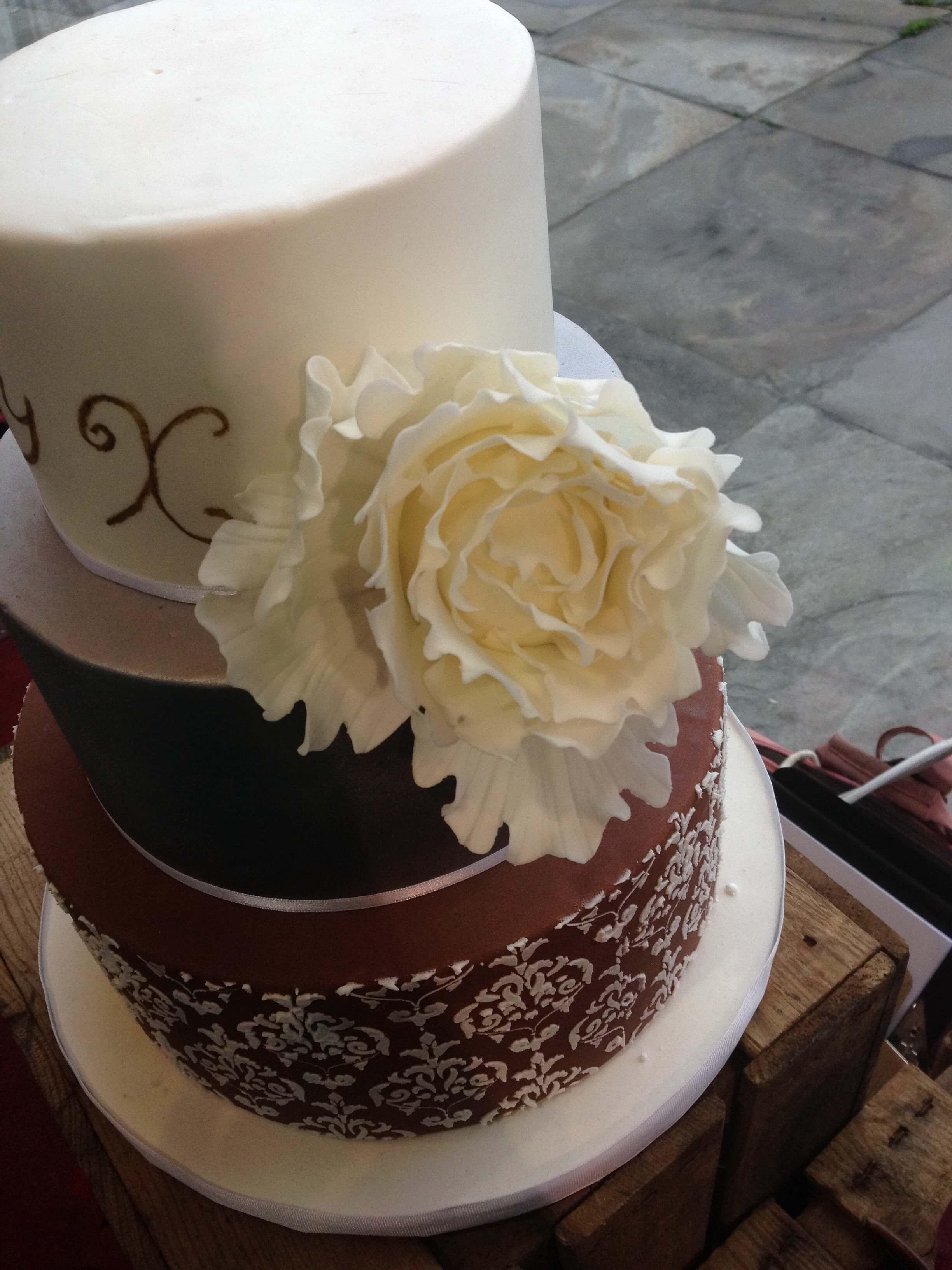 tarta boda aniversario coruña