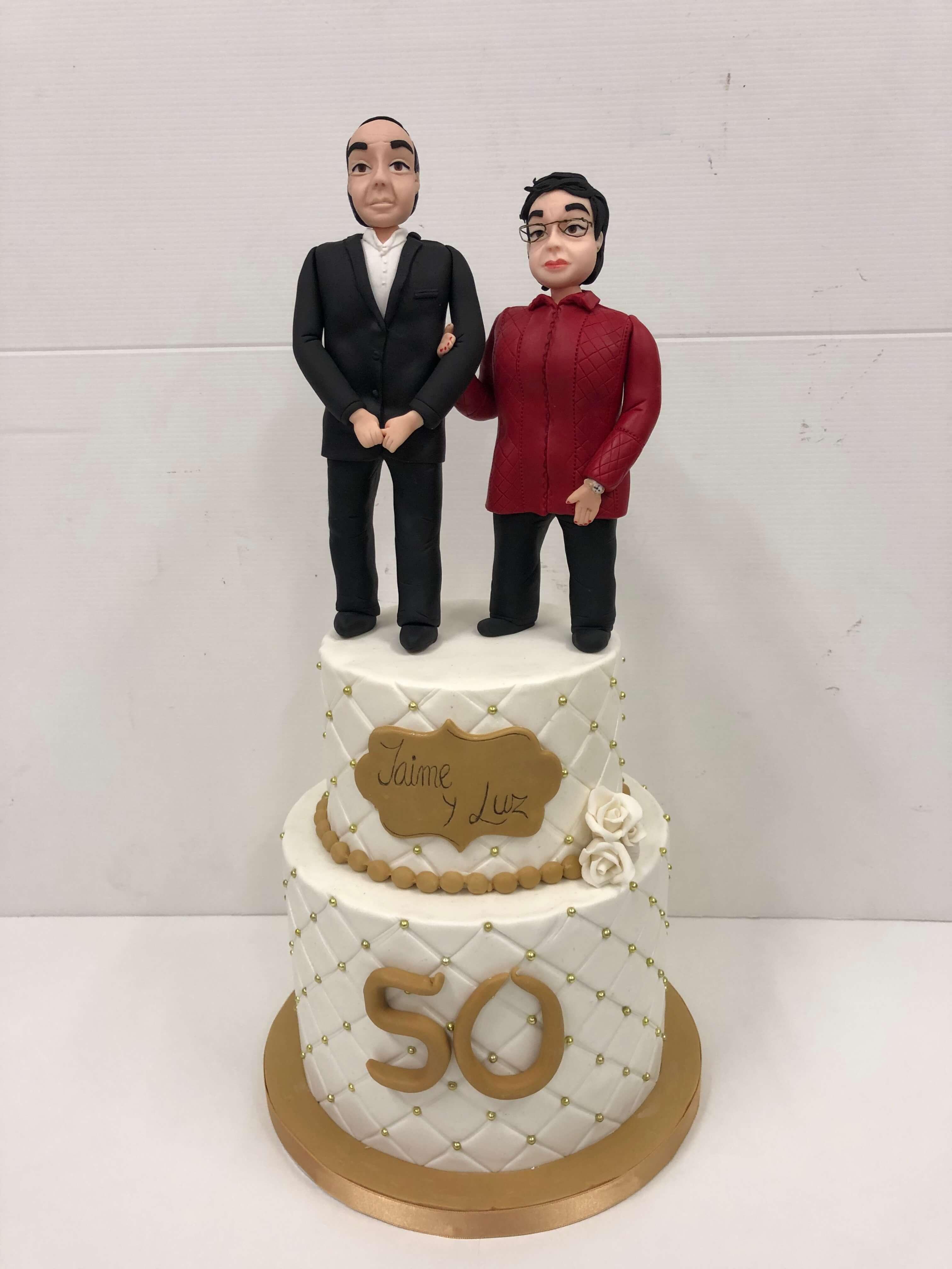 tarta aniversario personalizada coruña