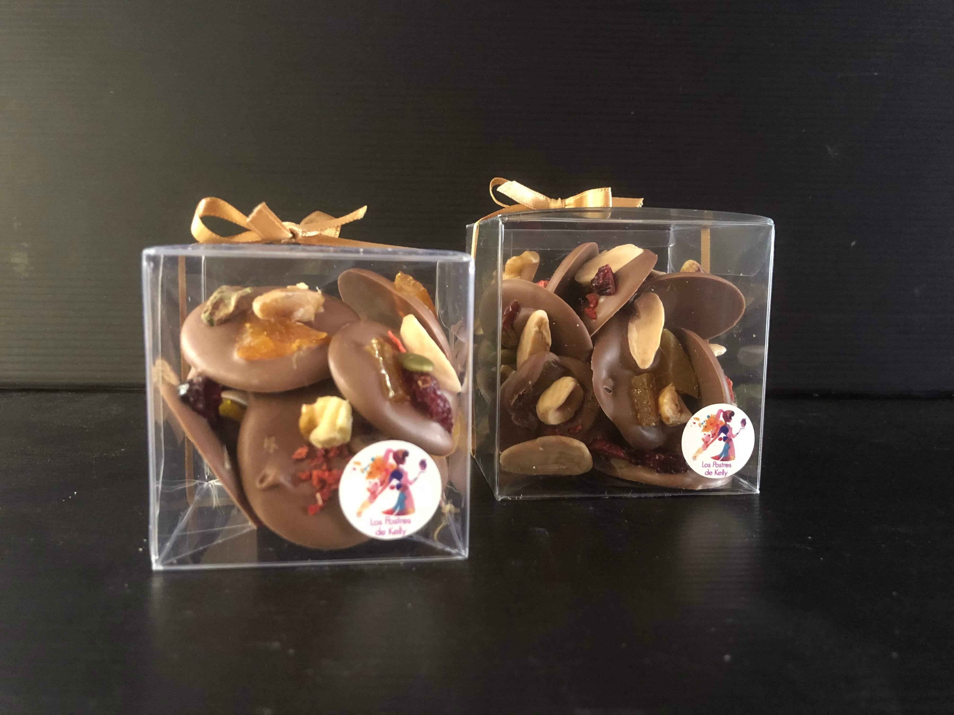 trufas de chocolate coruña chocolatería coruña bombones trufas de mandarina