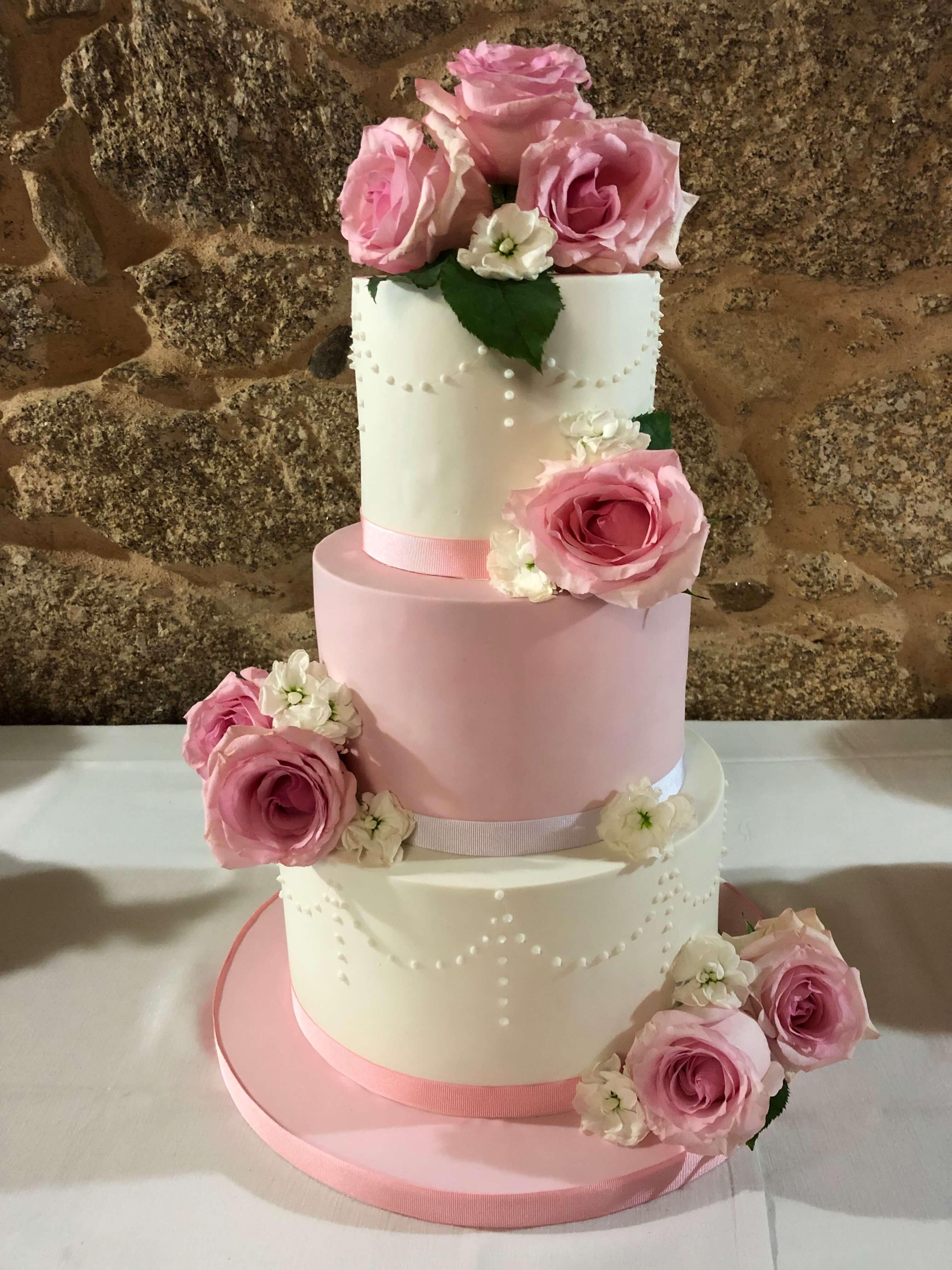 tarta bonita coruña boda personalizad comunión bautizo coruña