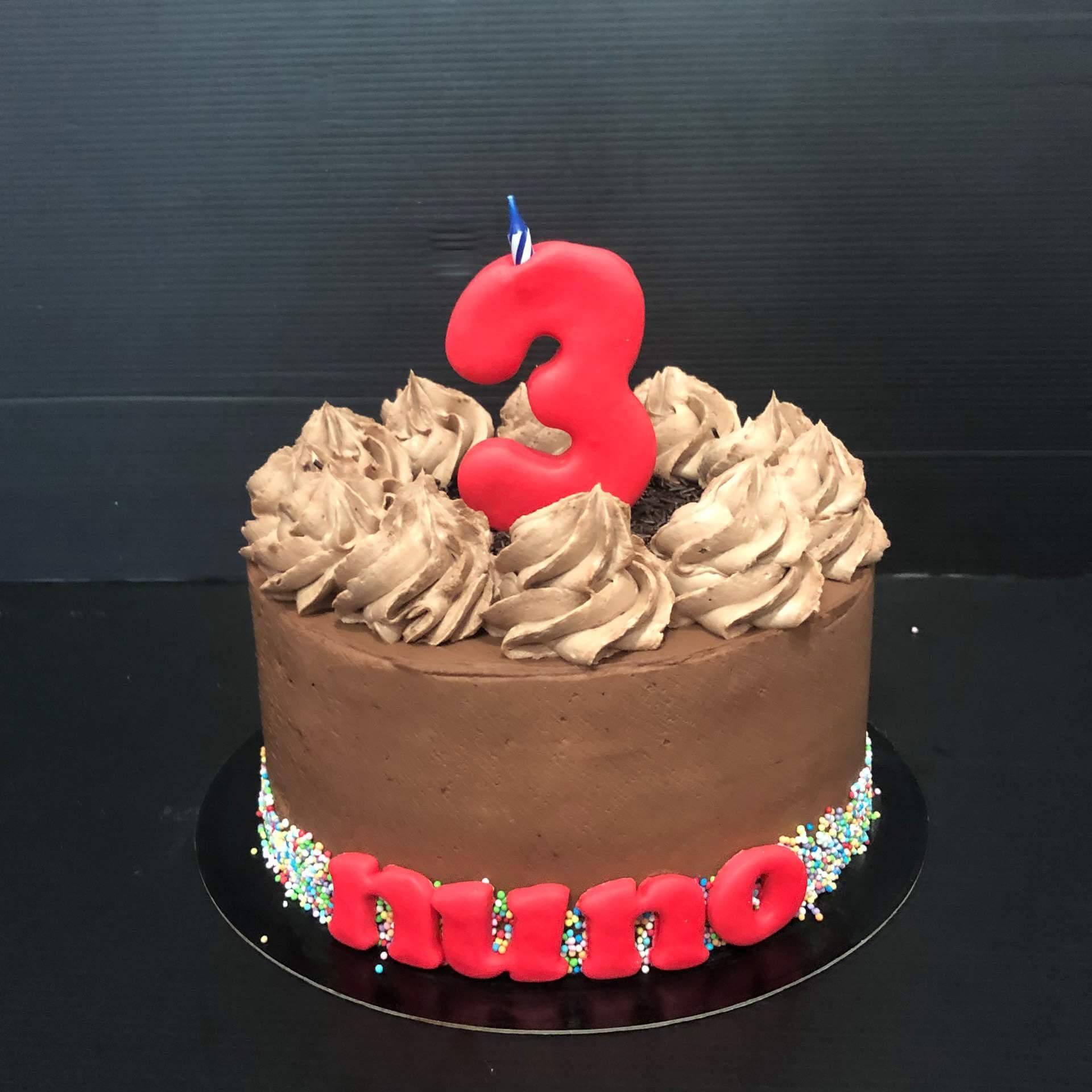 tarta cumpleaños personalizada coruña