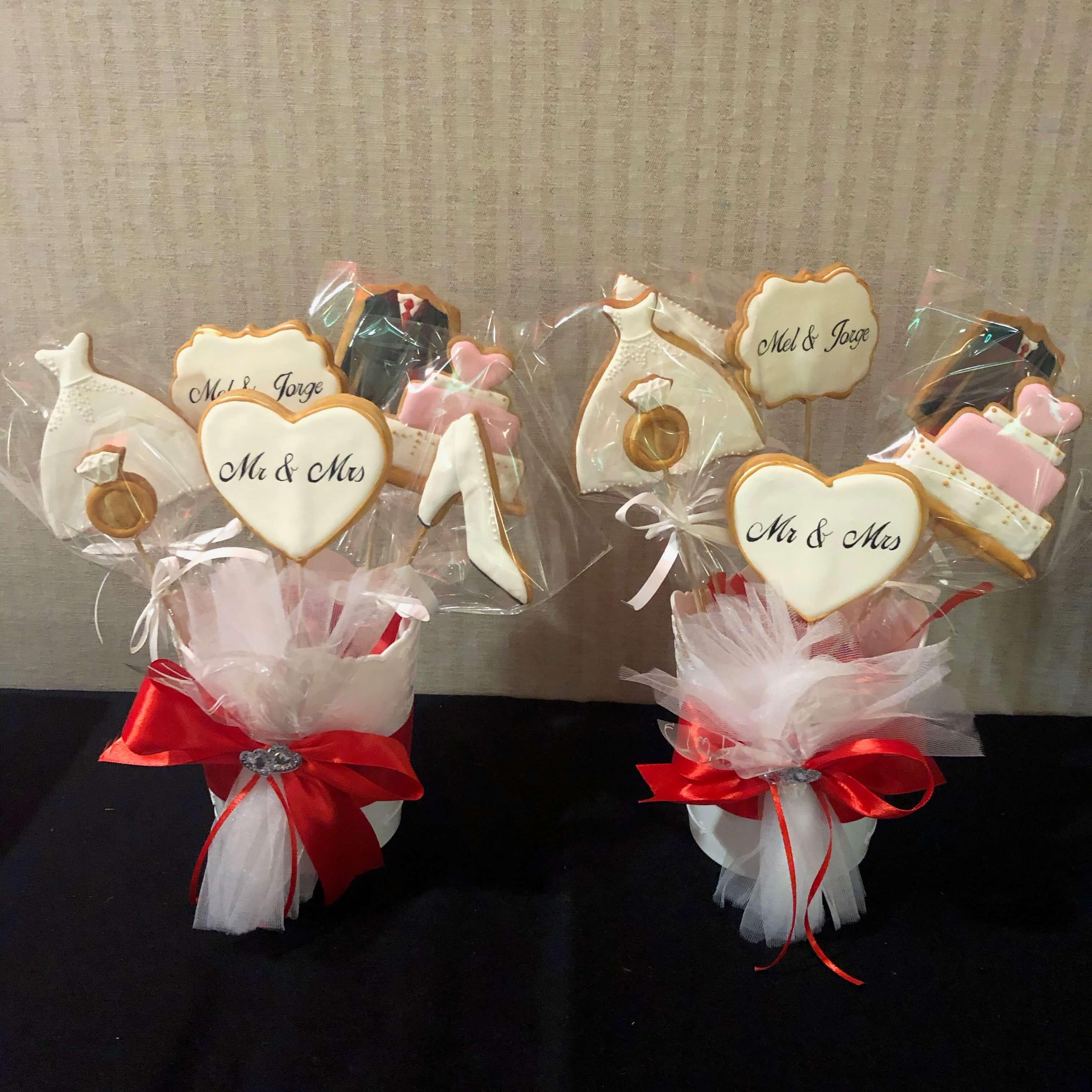 Galletas decoradas novios coruña
