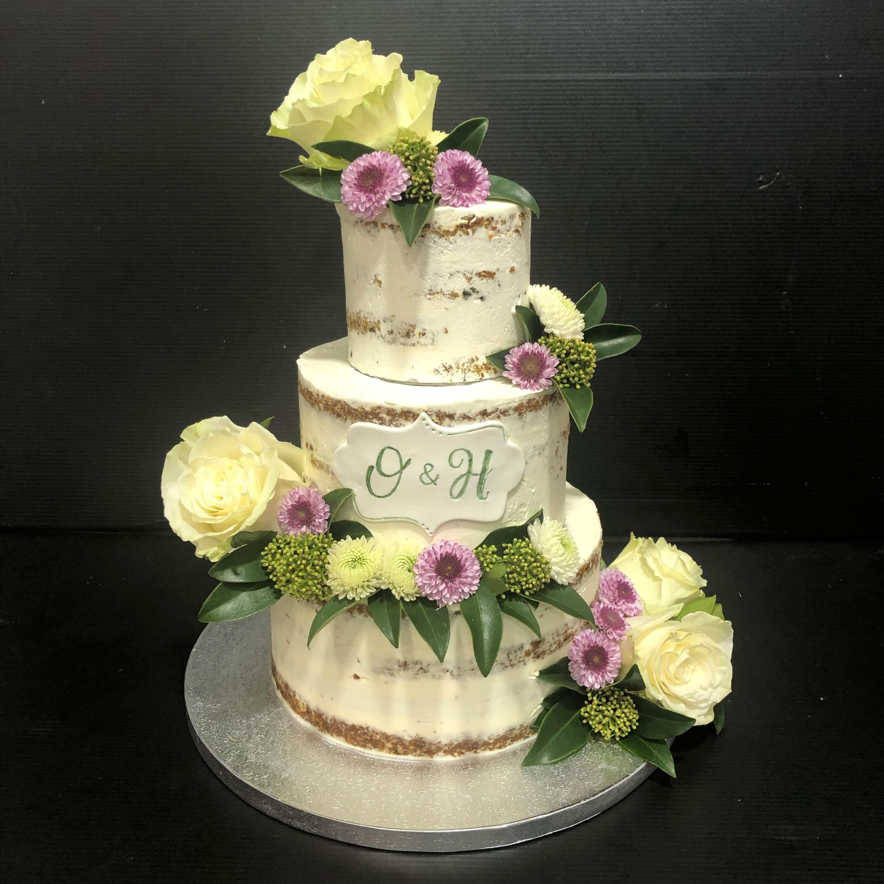 tarta  boda coruña naked cake tarta boda desnuda coruña tarta boda