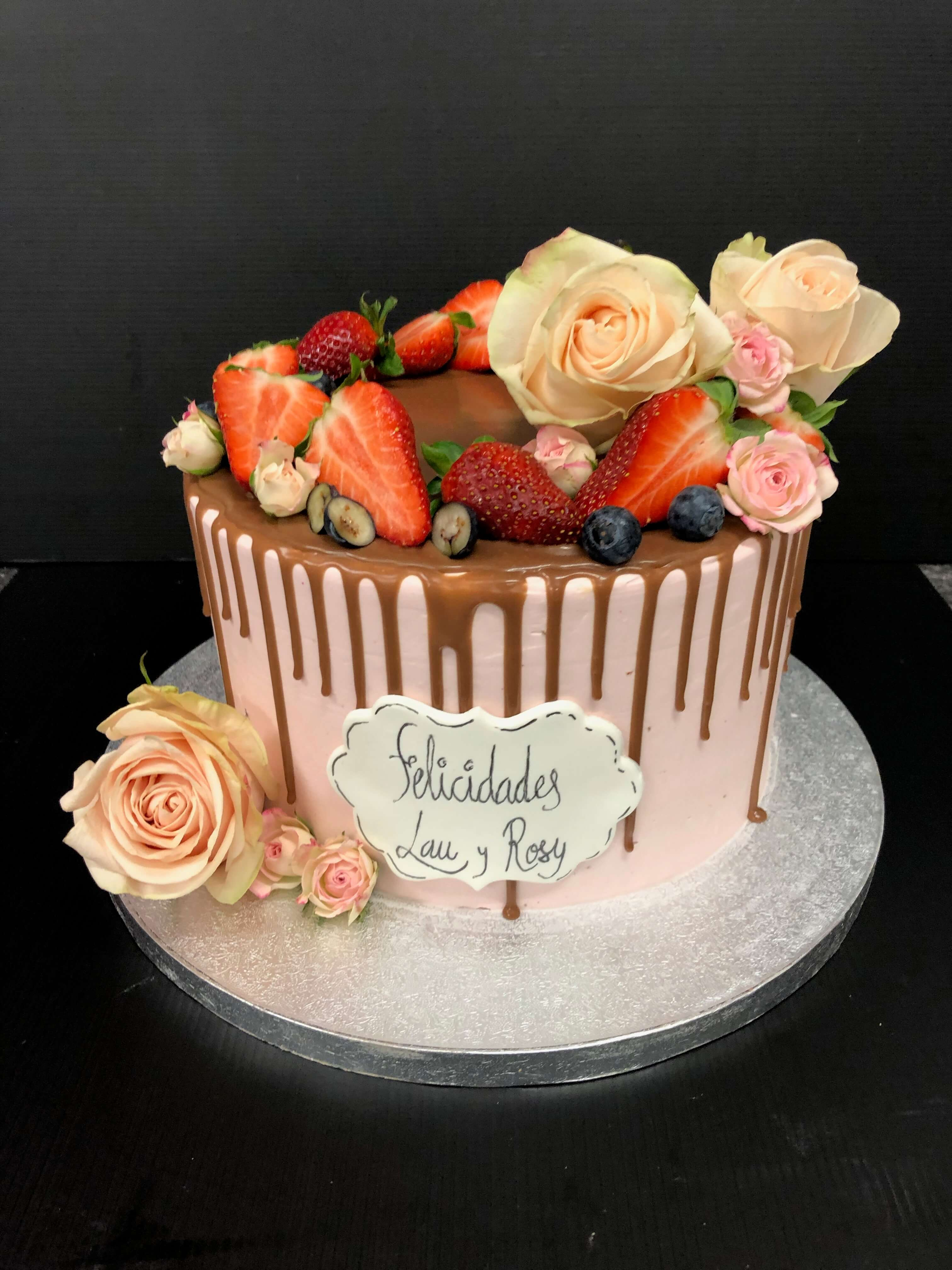 tarta aniversario  boda coruña naked cake tarta boda desnuda coruña tarta boda