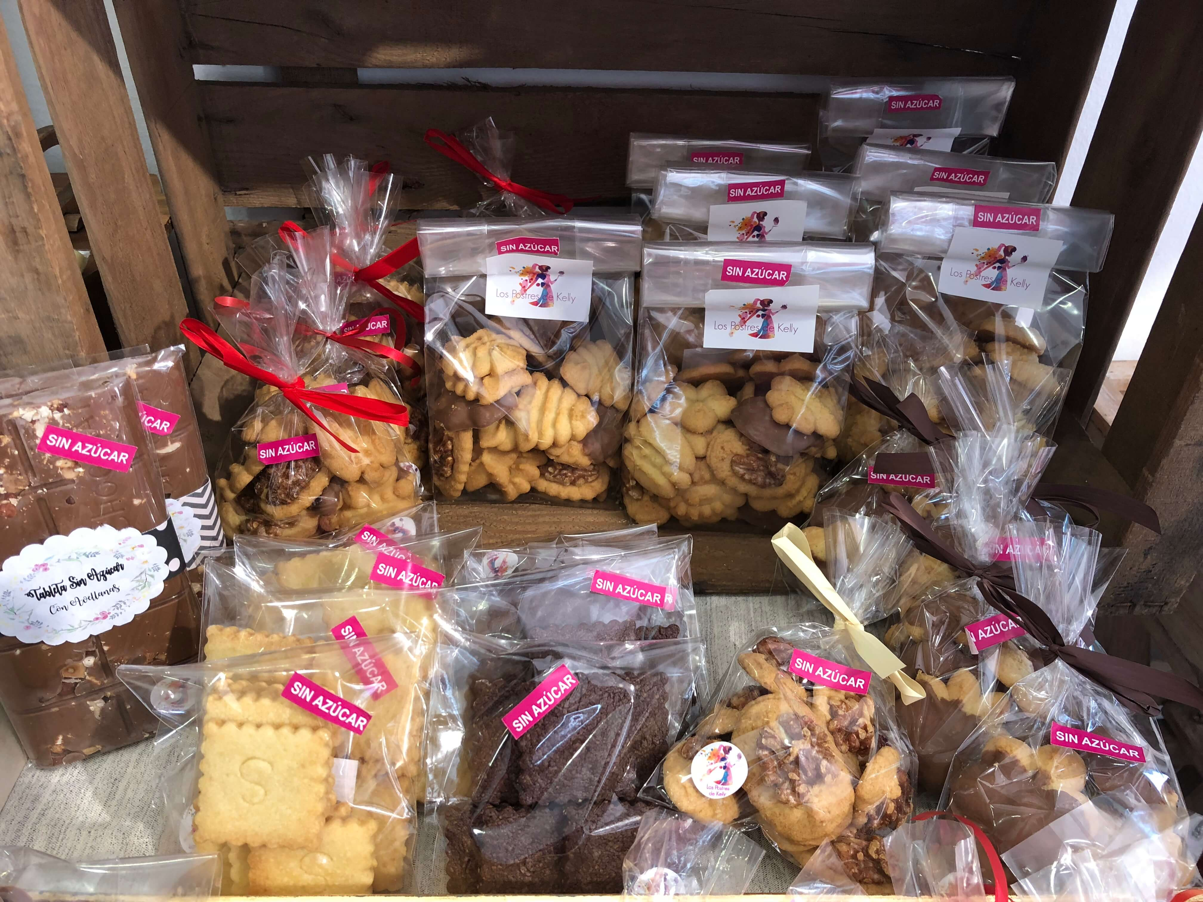 galletas sin azúcar coruña
