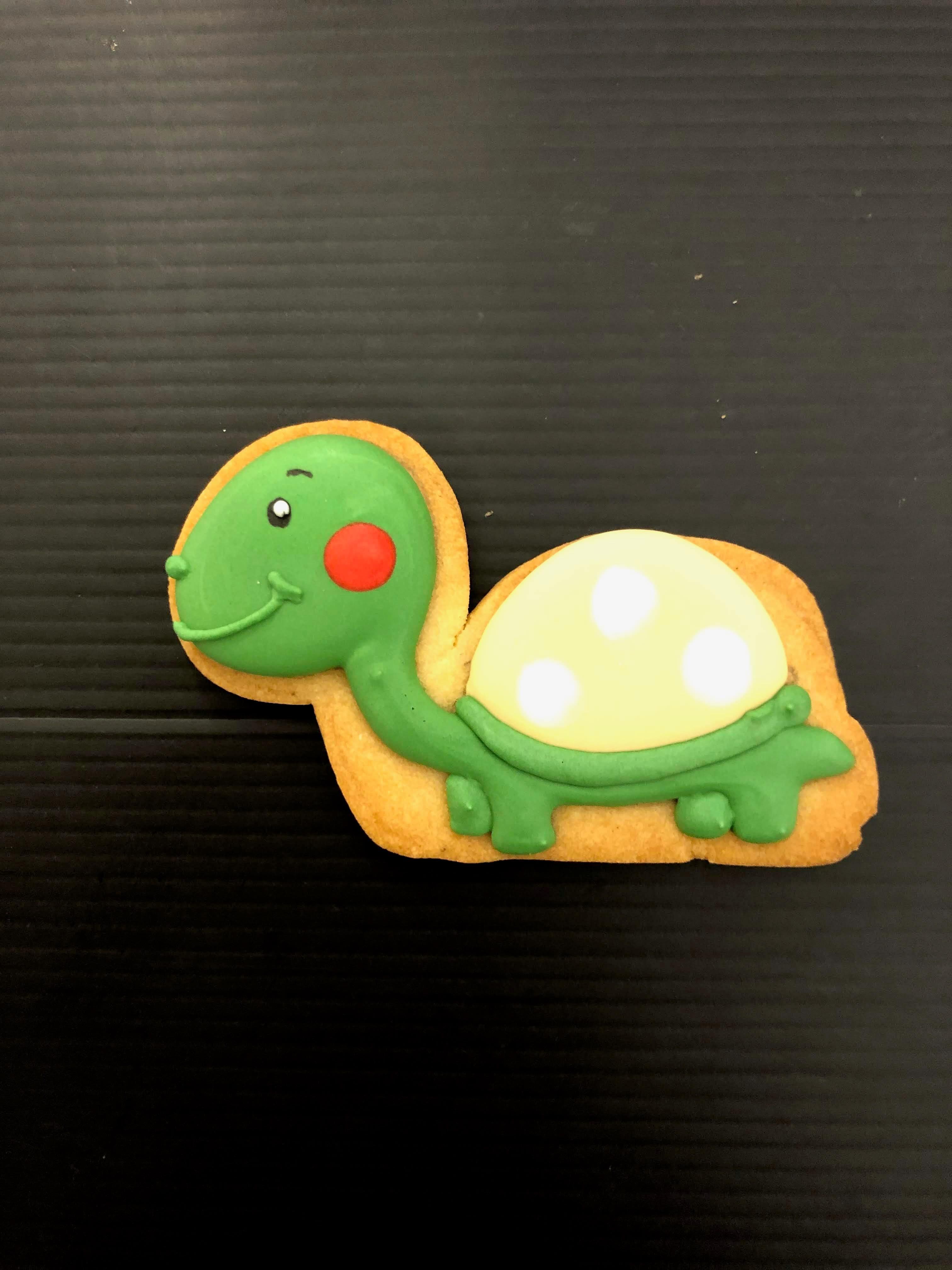 galletas decoradas tortuga coruña  personalizada