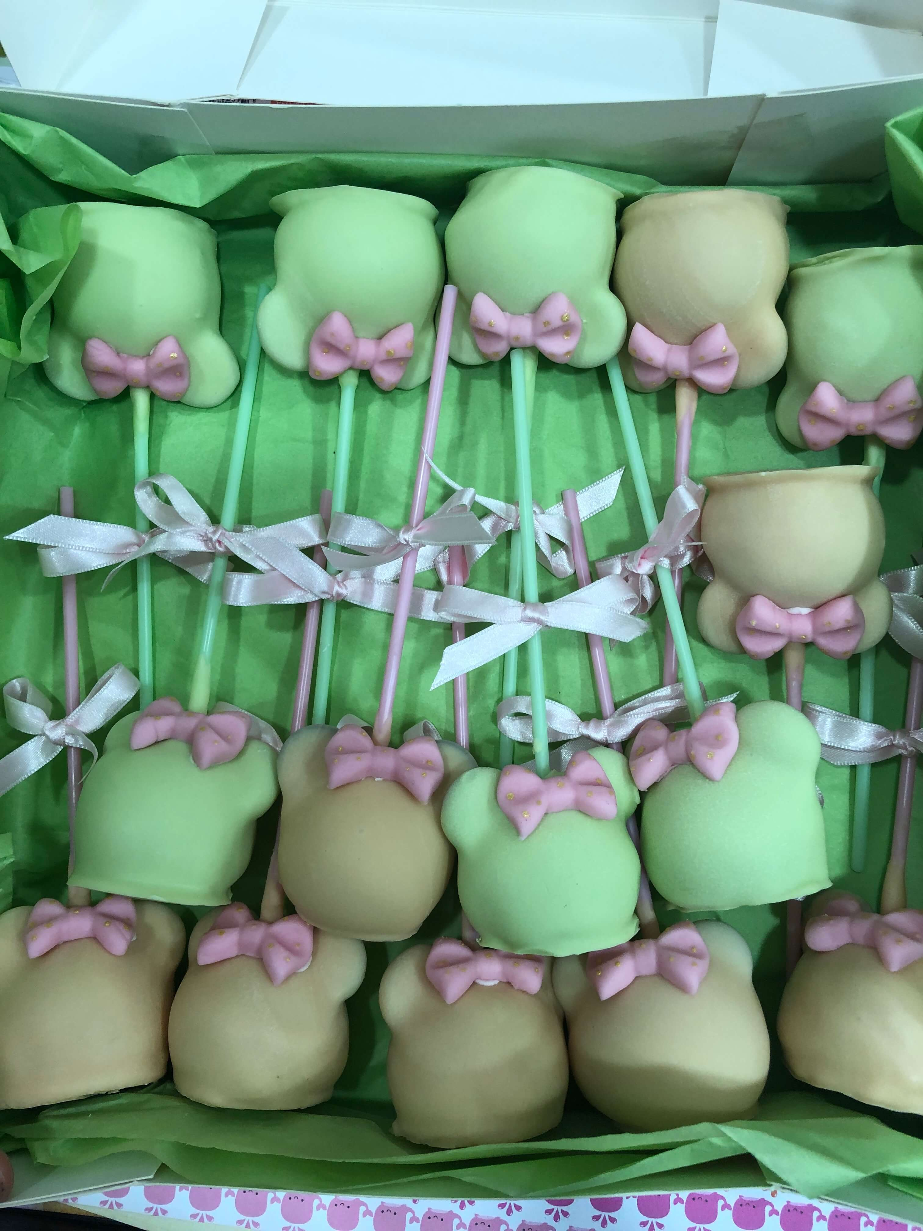 Cakepops Minnie coruña