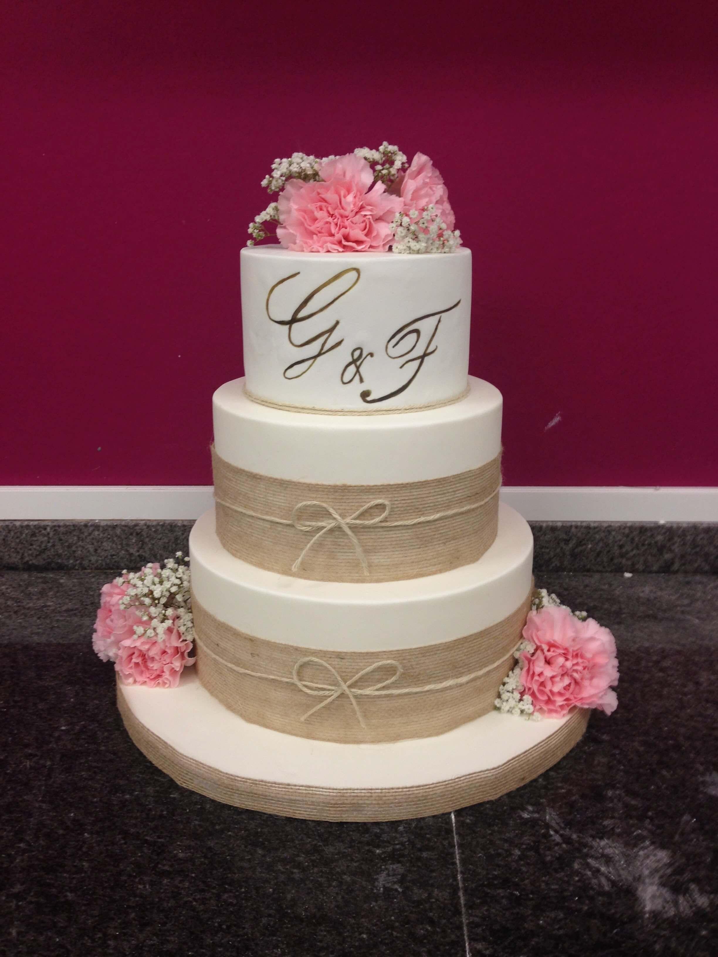 tarta personalizada coruña boda