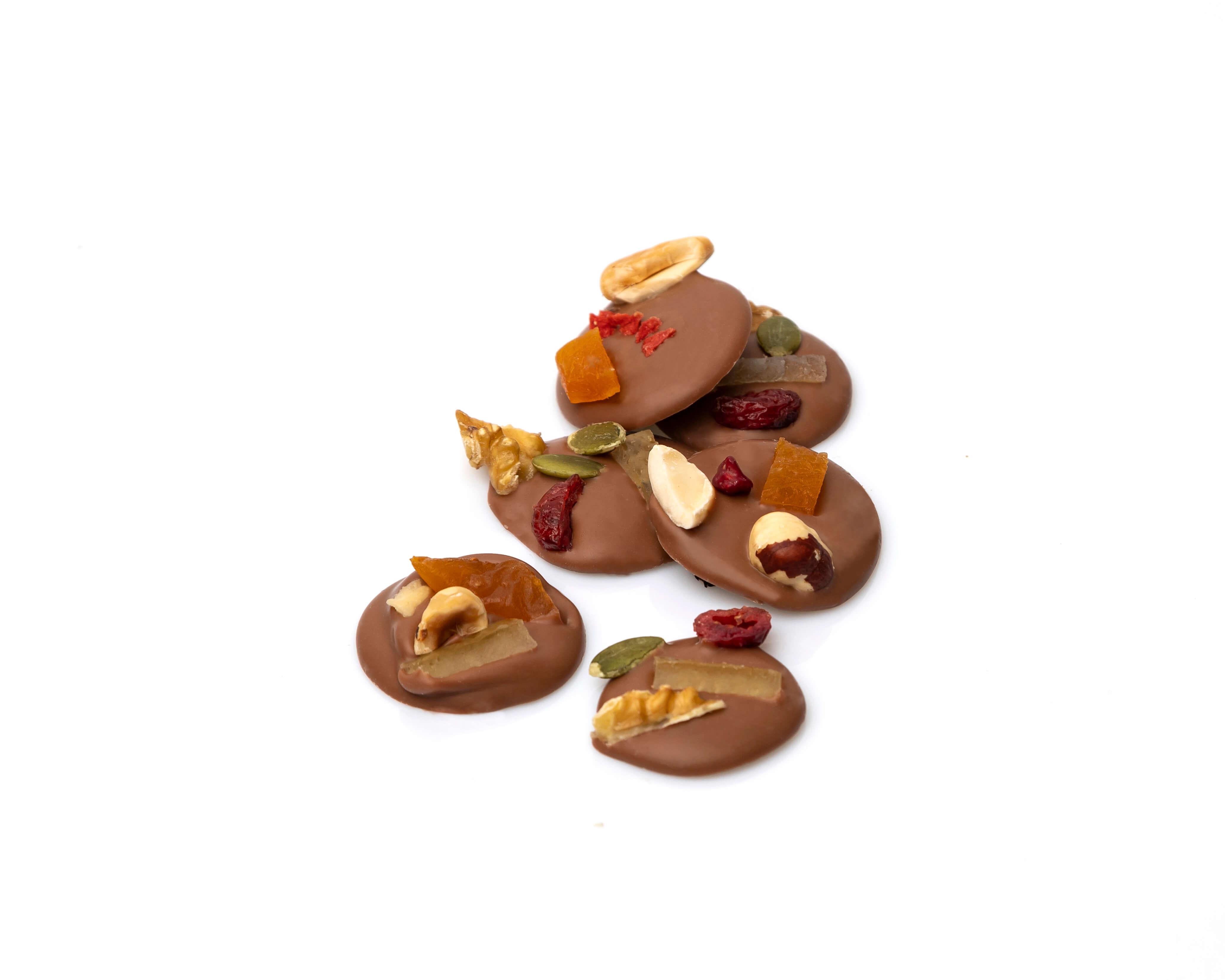 Músicos chocolate bombones frutos secos coruña  músicos de chocolate