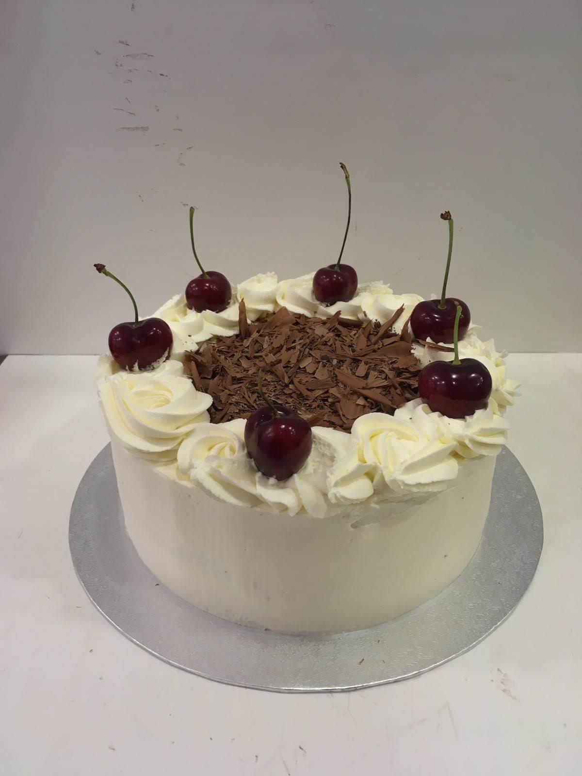 tarta cumpleaños coruña selva negra