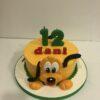 Tara cumpleaños pluto Coruña Disney personalizada