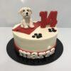 Tarta cumpleaños perrito perro dog coruña